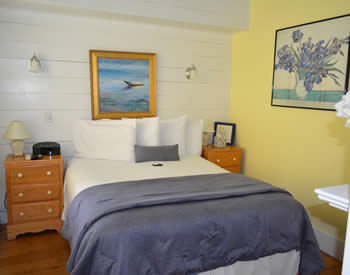 Room 1 is a cozy room on the First floor adjacent to the Common Room